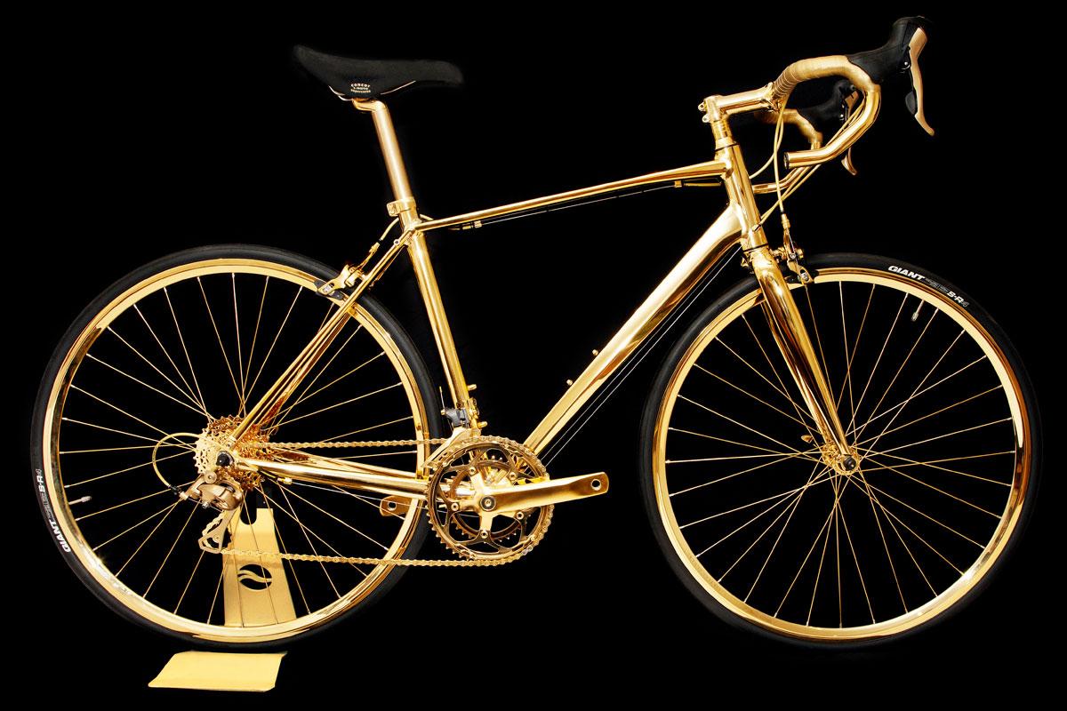 Op een (g)oude fiets moet je het leren