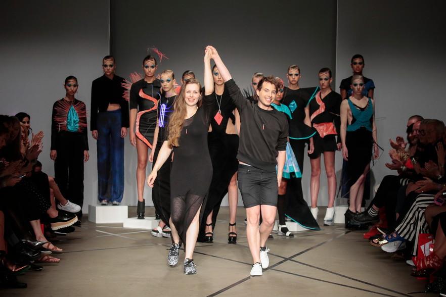 FashionWeek Amsterdam: Judith van Vliet & Chris van den Elzen