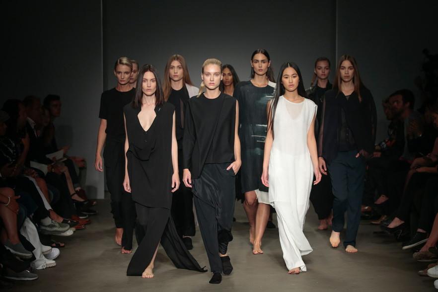 FashionWeek Amsterdam: Nieuwkomer AM\WESTEN