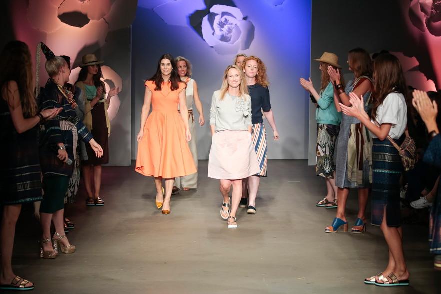 FashionWeek Amsterdam: Oilily groeit op
