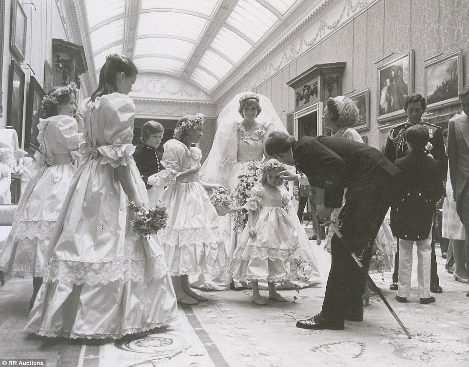 Glamourland Diana trouwen
