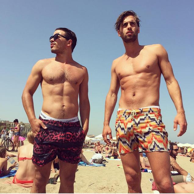Glamourland Instagram Manuel Broekman