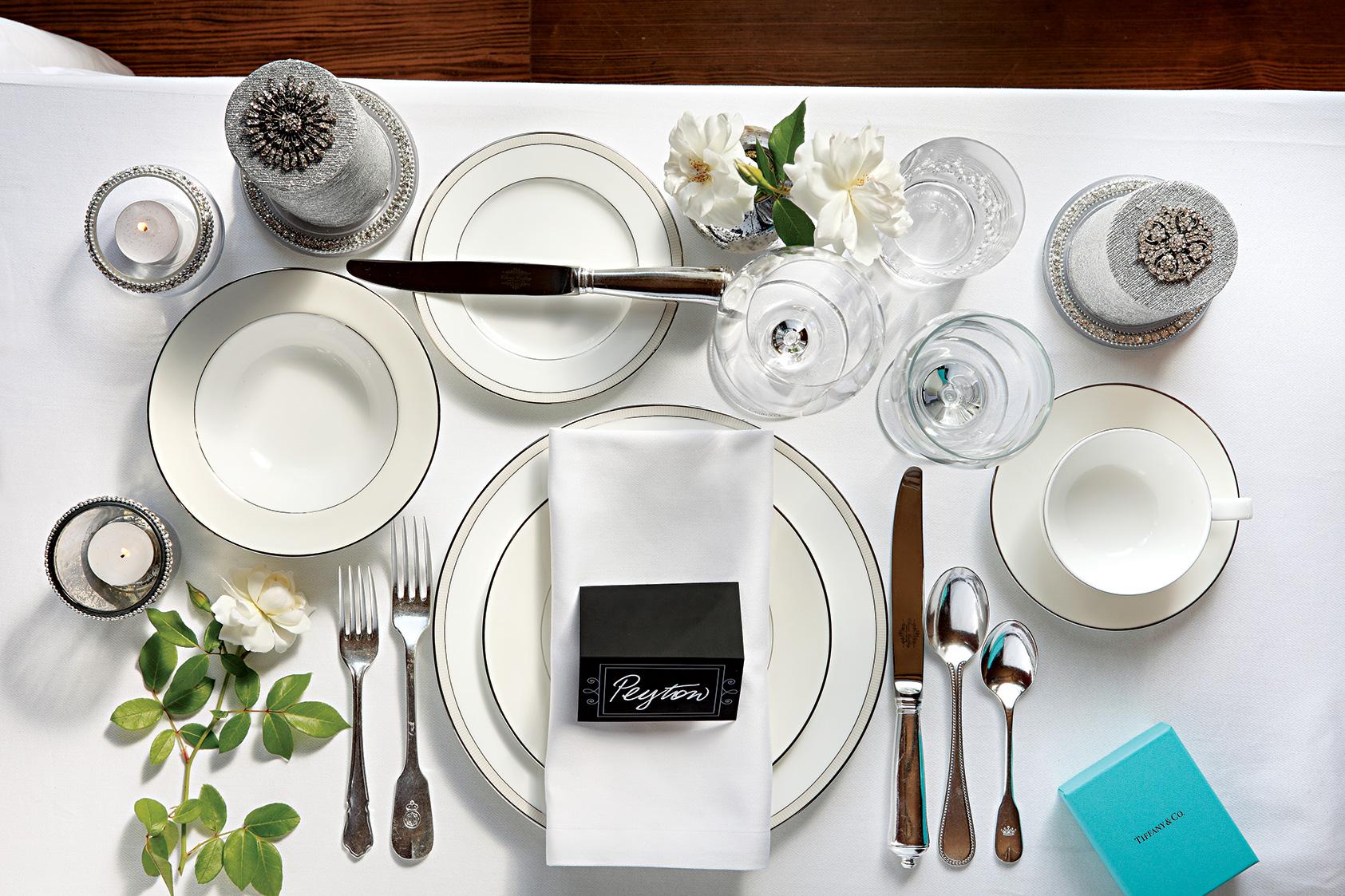 Glamourland tafel