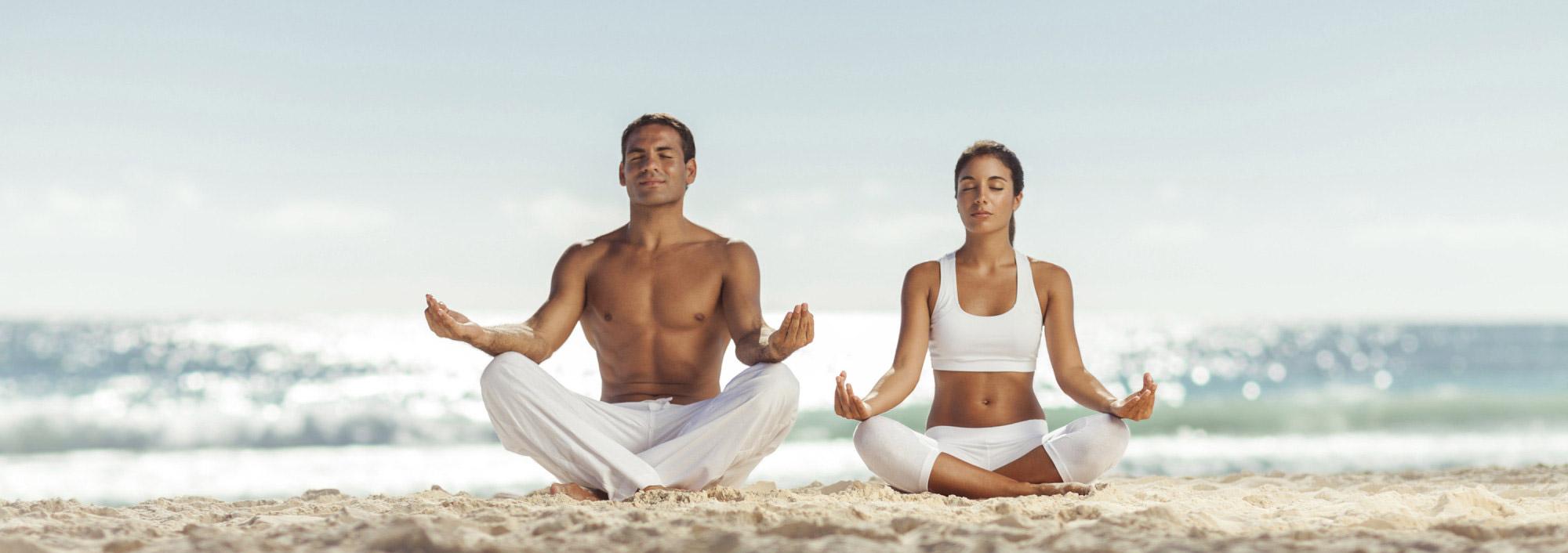 Glamourland yoga