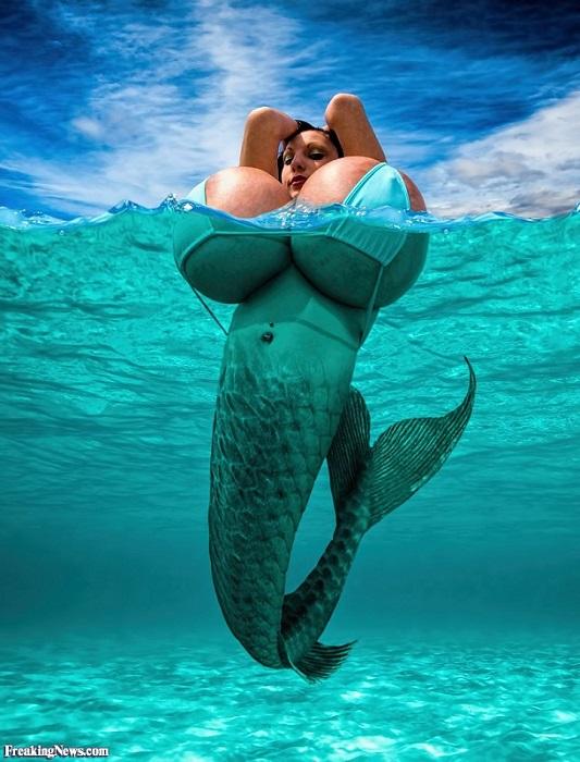 Glamourland zeemeermin