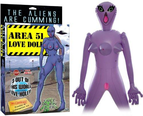 Glamourland alien