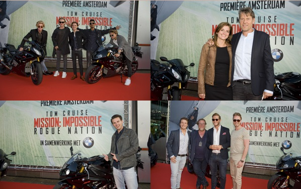 mission impossible premiere