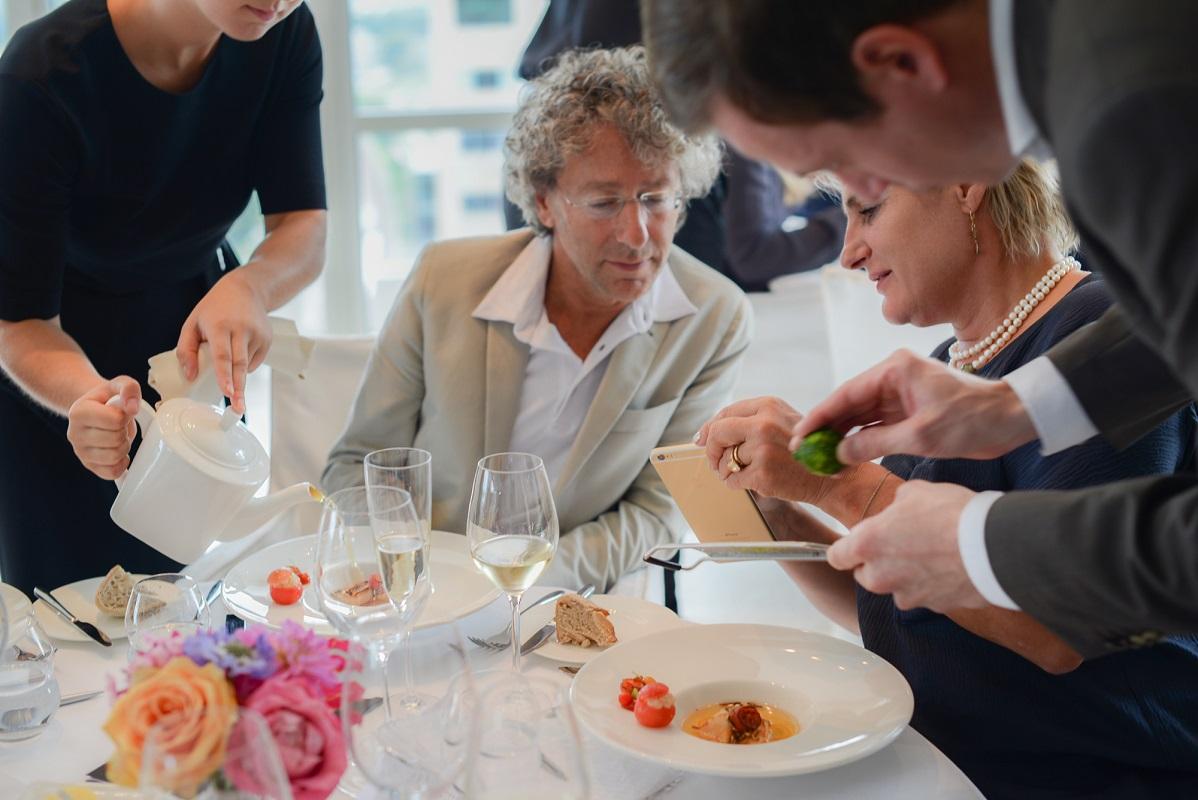 Glamourland Hemels Rembrandt diner