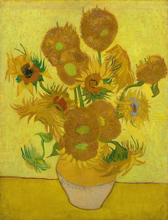Glamourland van Gogh