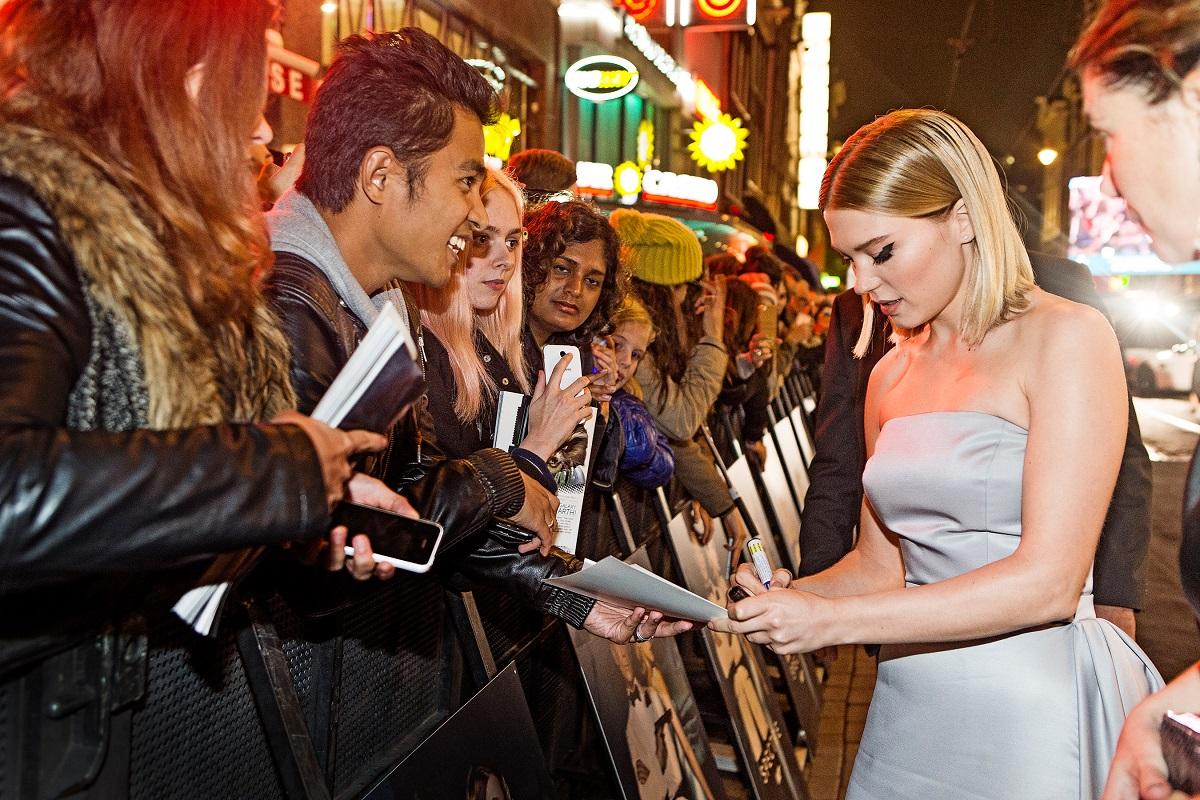 Bondgirl film Glamourland