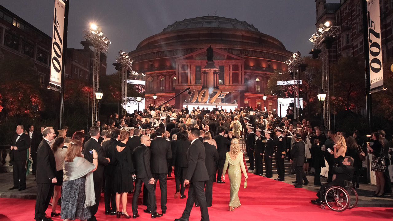 Vanavond: Live-stream koninklijke wereldpremière Spectre – James Bond