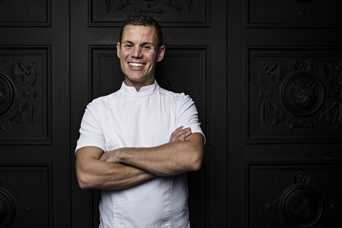 Kasper Stiekema - Head Chef Bluespoon - Portrait I