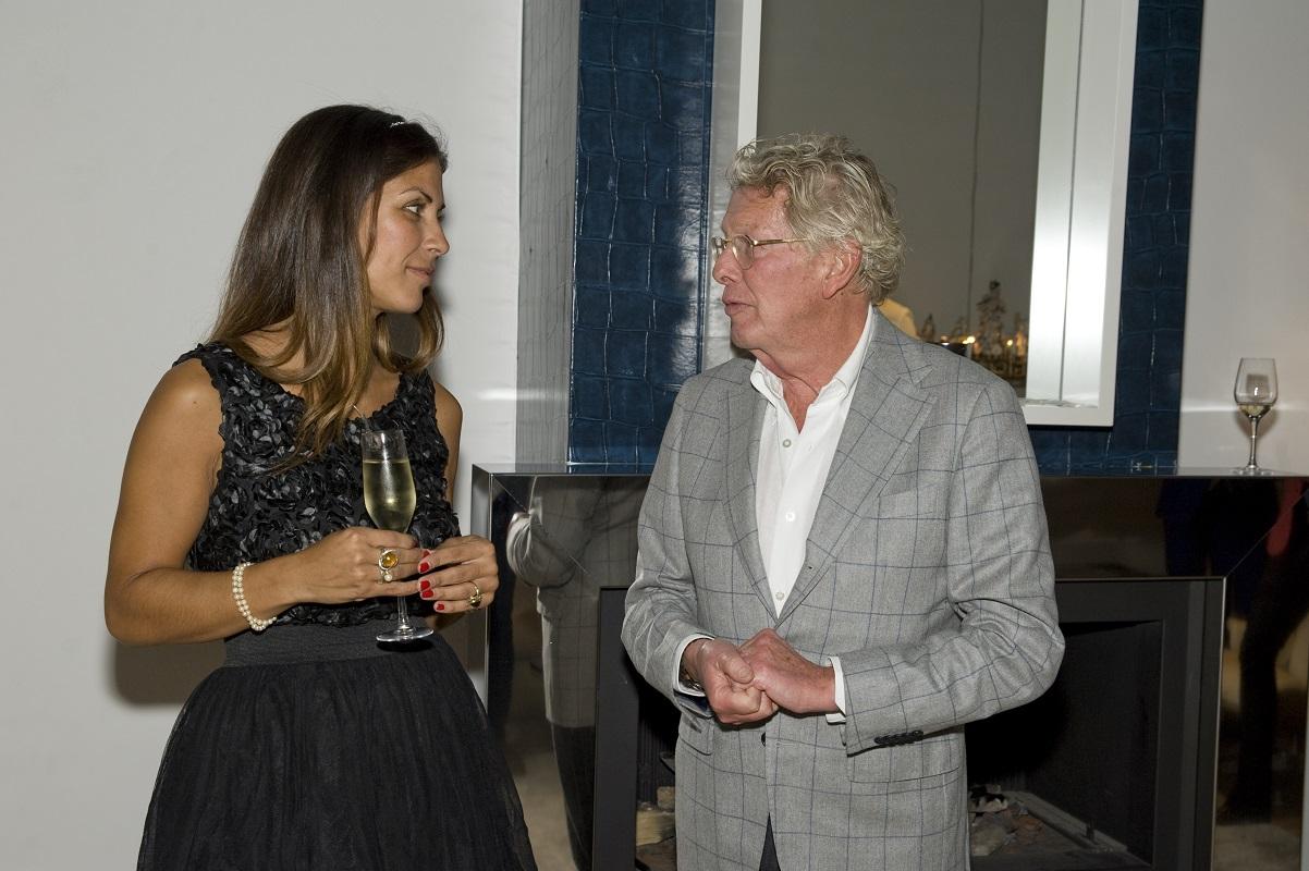 Jan des Bouvrie gaat voor meesterwerk Sylvia Monique Blankendaal   Glamourland Magazine