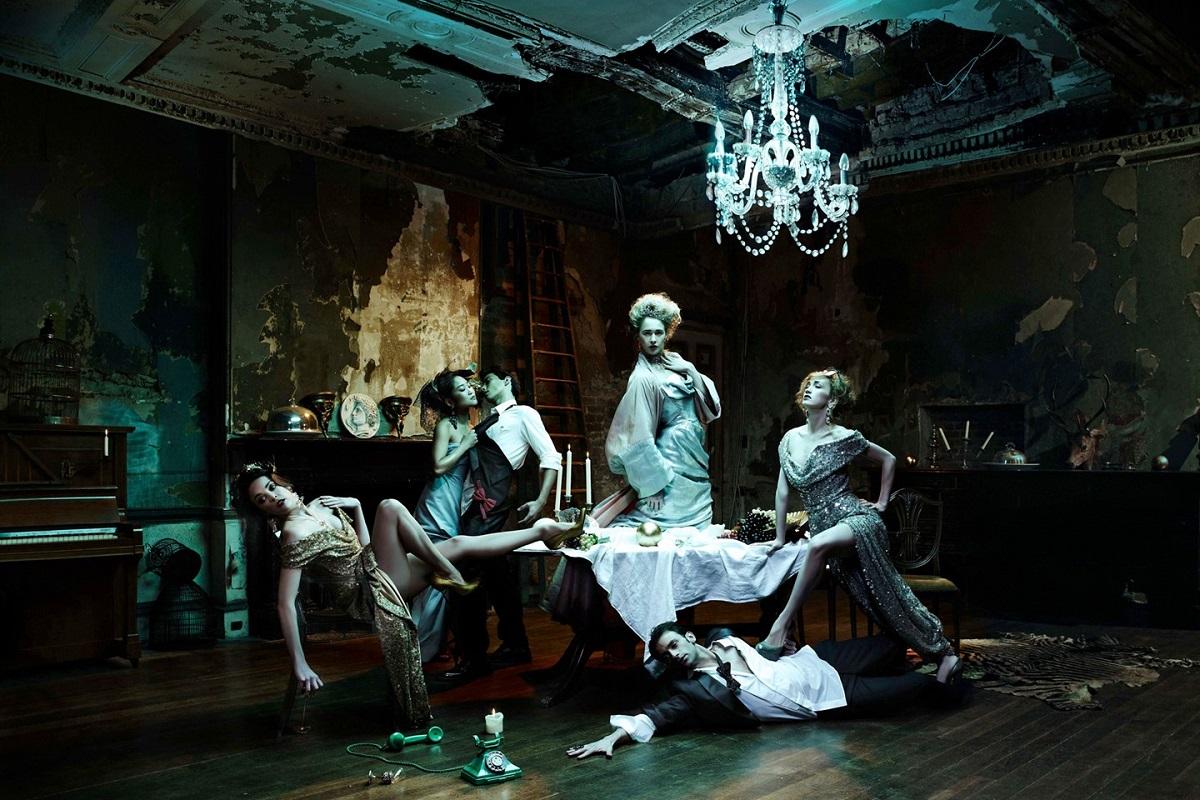 Vivienne Westwood Glamourland ballet
