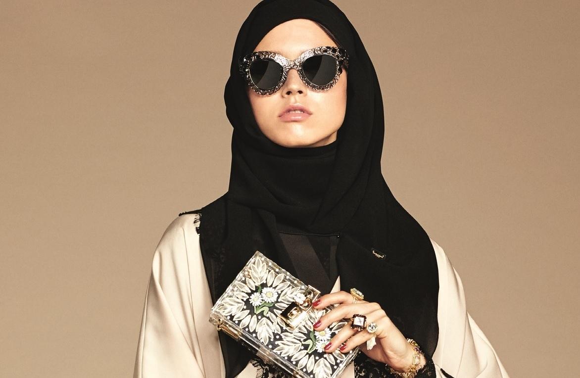 Glamourland Dolce Gabanna hijab