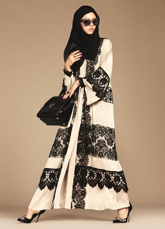 Glamourland Dolce Gabbana hijabs abayas (11)