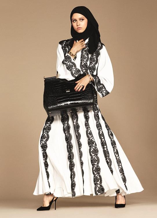 Glamourland Dolce Gabbana hijabs abayas (16)