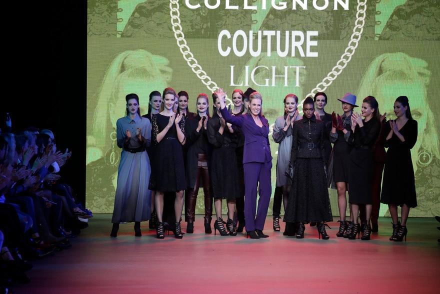 Wat dragen we volgende winter? Monique Collignon's '16/'17 wintercollectie