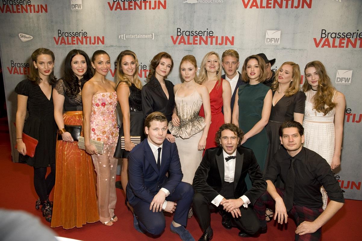 Brasserie Valentijn premiere
