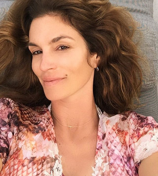 Cindy Crawford Insta