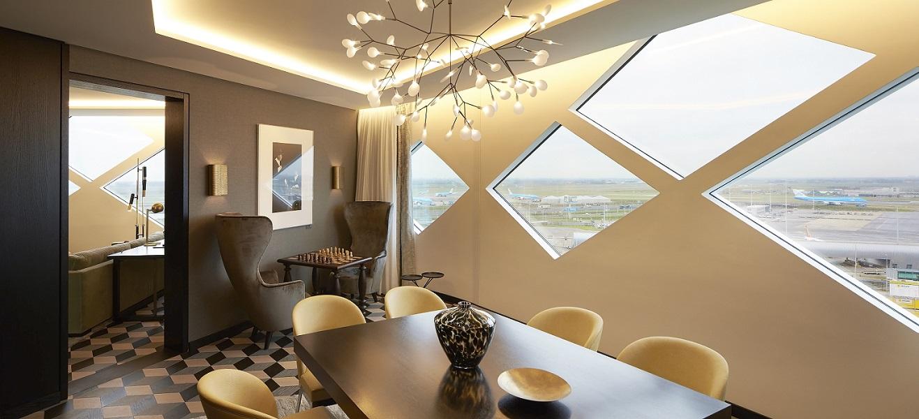 Diamond Room Hilton Schiphol