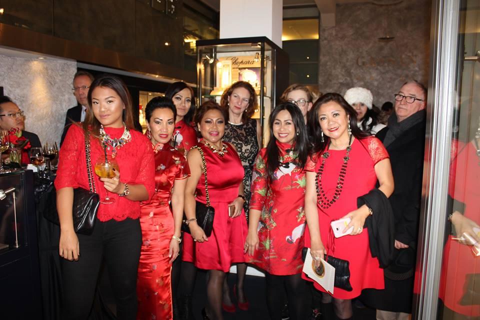 Gassan Diamonds Chinees nieuwjaar