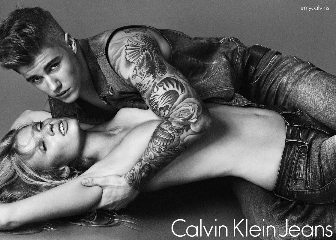 Glamourland jeans Calvin Klein