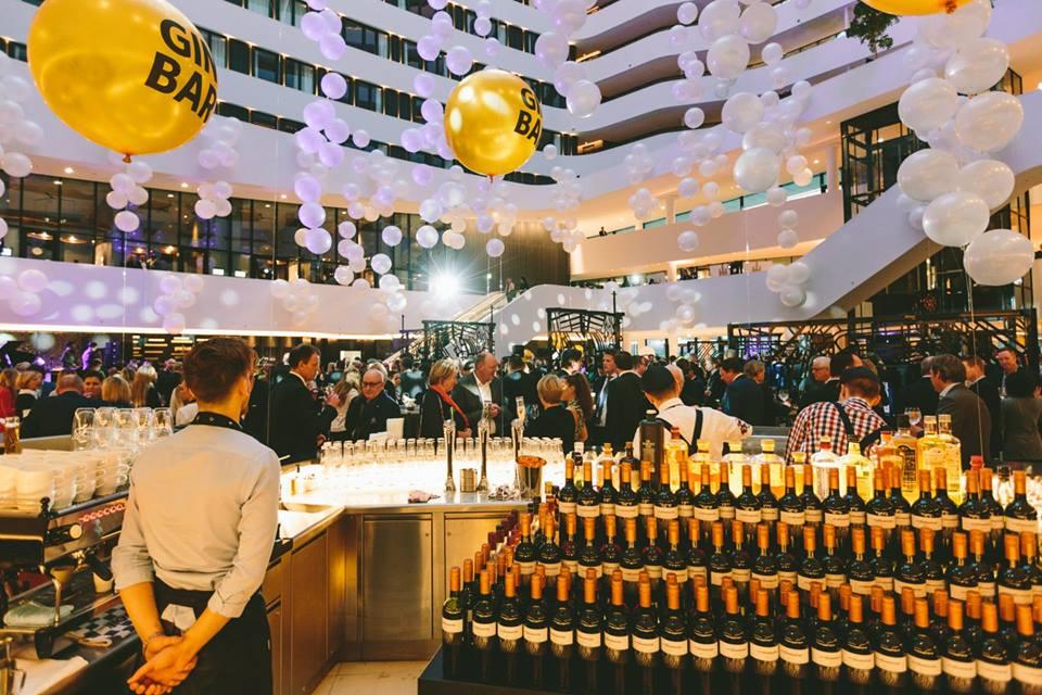 Glamourland opening Hilton