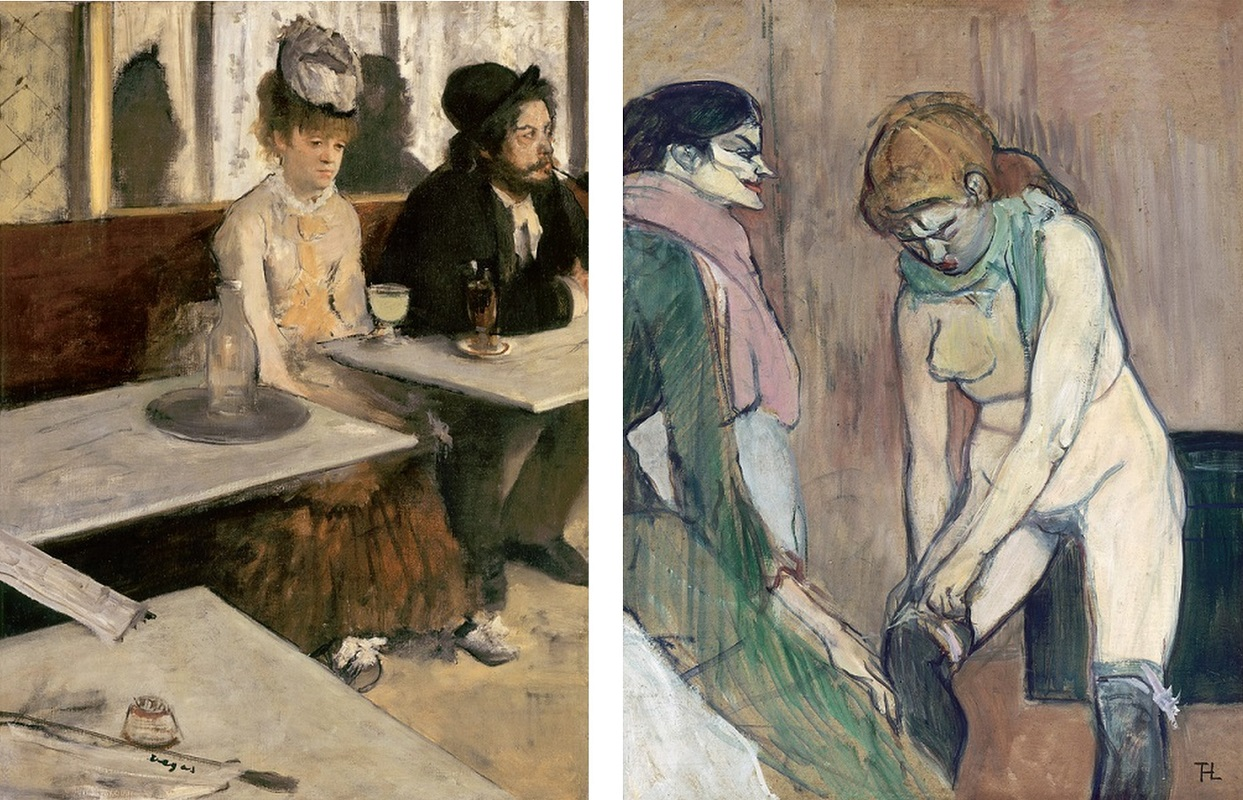 weekendtip prostitutie in het van gogh museum