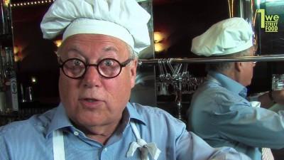 Joop Braakhekke onthult zijn wereldberoemde recept 'steak tartare'