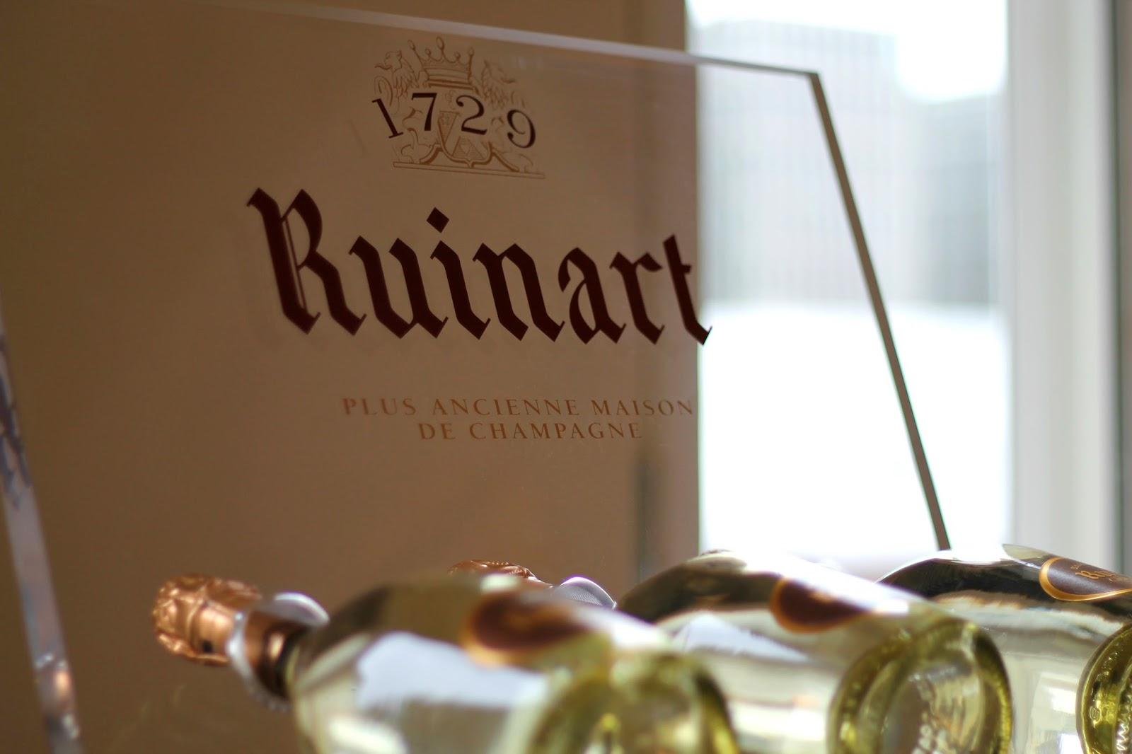 Champagnehuis Ruinart gaat voor Nederland