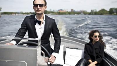 Prins Bernhard lanceert nieuwste droom op het water