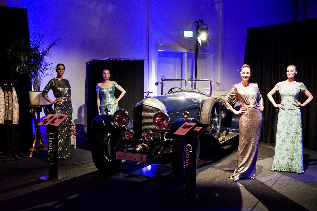 Bentley Rolls Royce weekend - modeshow Paul Schulten - Glamourland