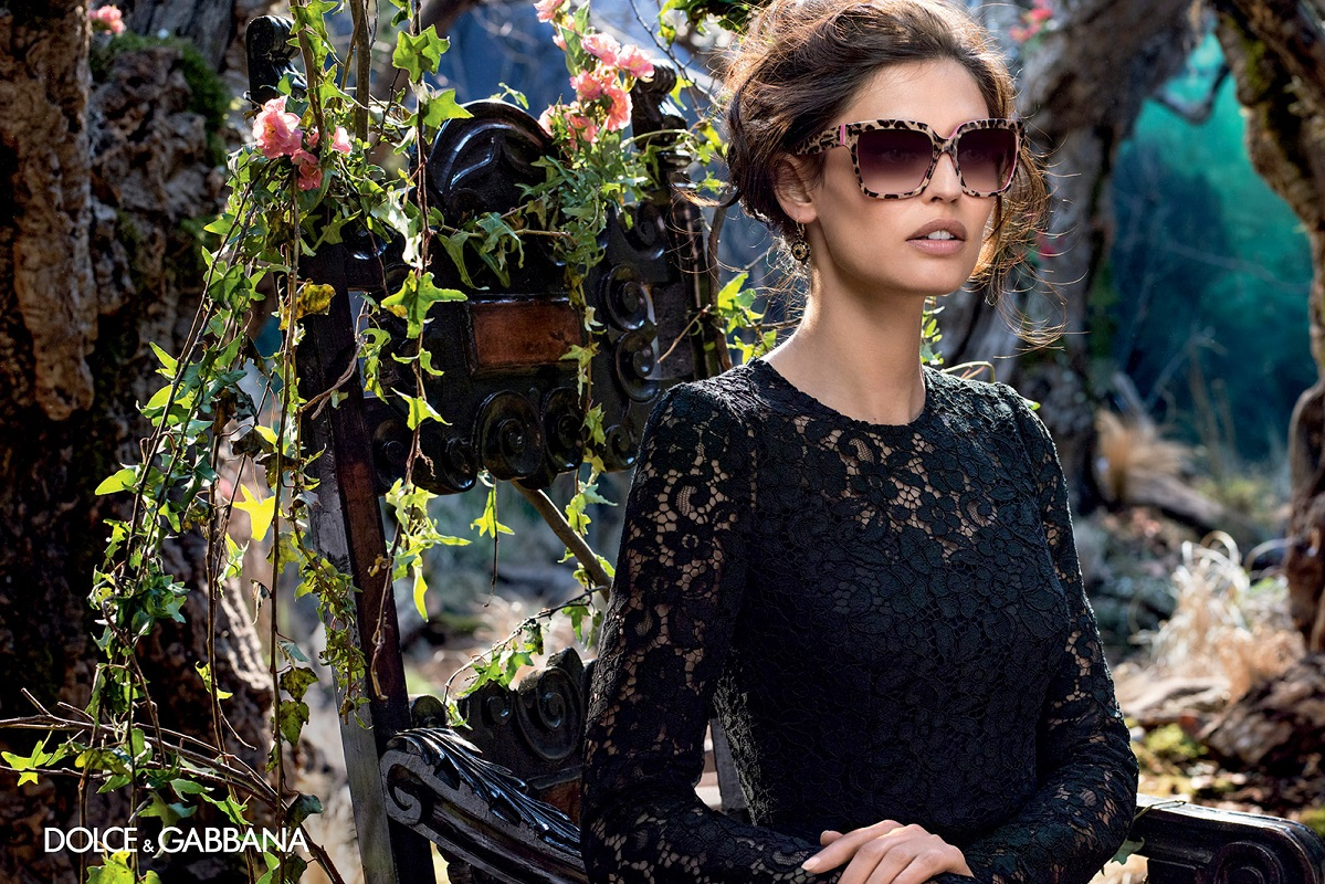 Dolce-and-Gabbana zonnebril