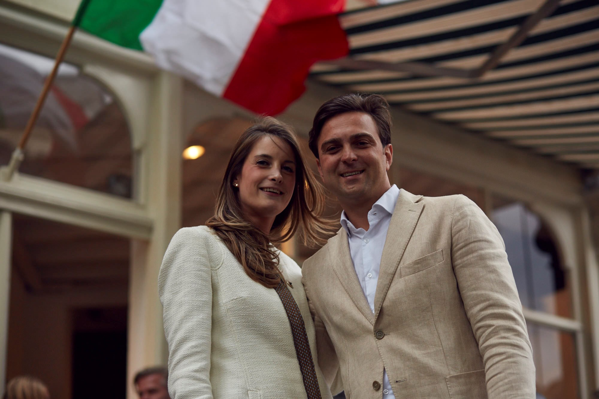 Hotspot! Gloednieuw Italiaans modehuis in hartje Amsterdam