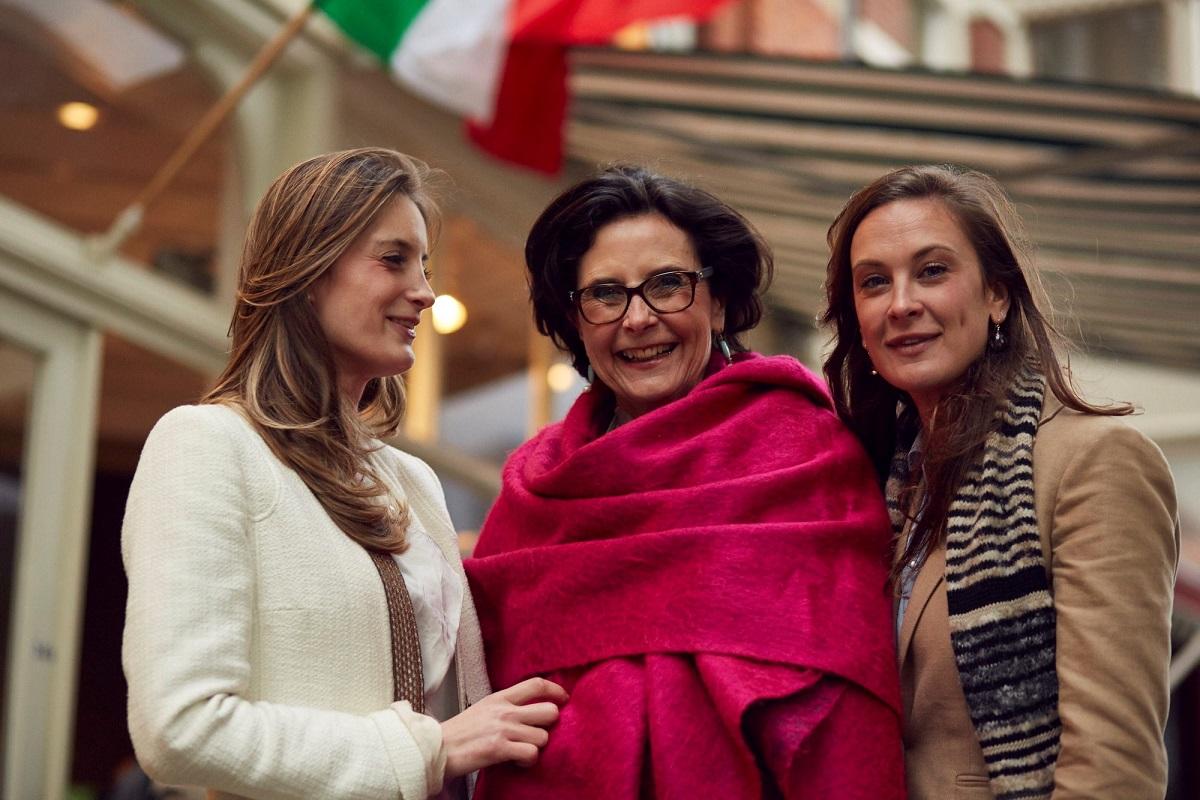 Fleur, Patricia, Sonia Festetics de Tolna