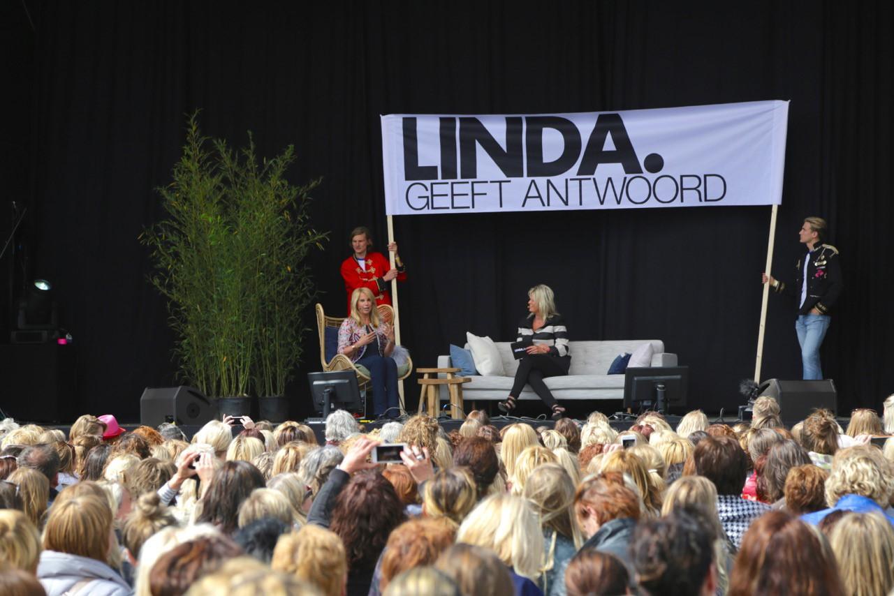 Eerste editie LINDA.festival een groot succes