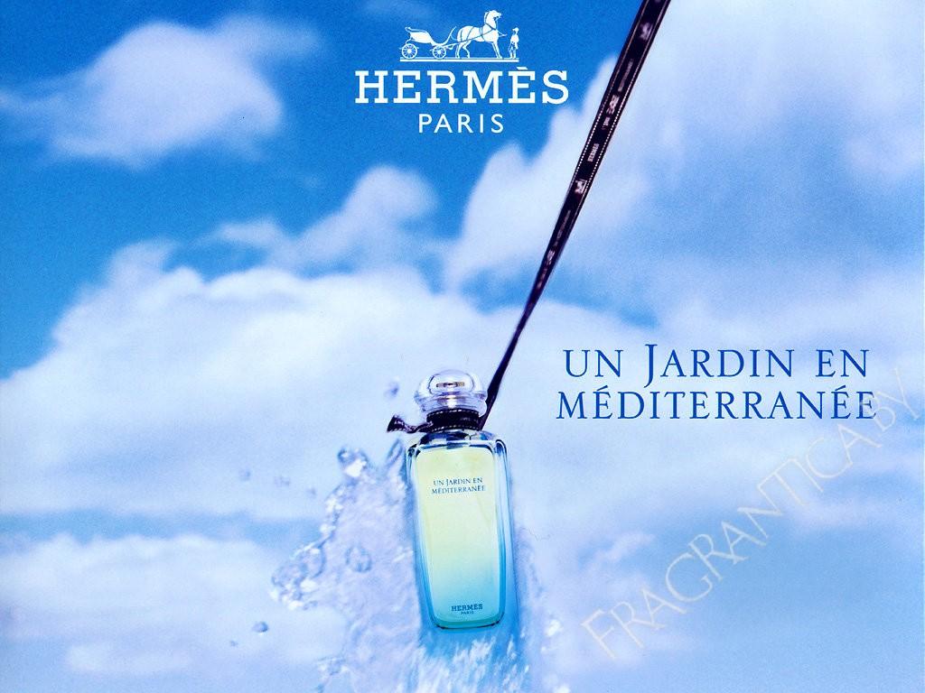Un Jardin Un Mediterranee Hermes
