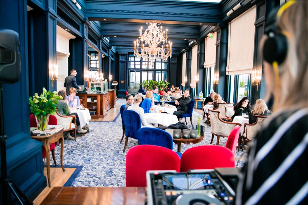 Glamourland Late Tea Amstel Hotel
