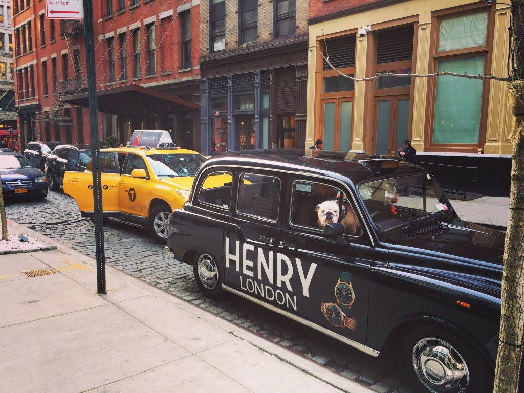 Henry London GL