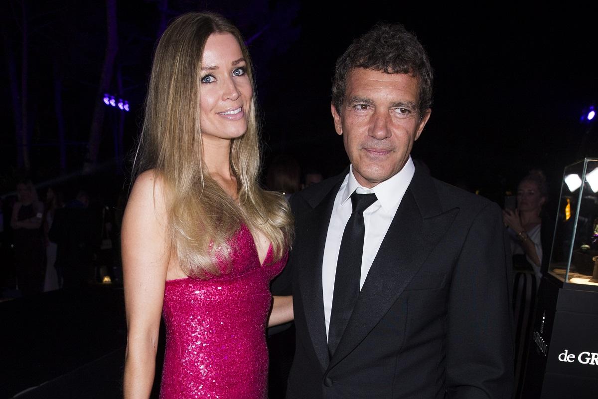 Nicole Kempel et Antonio Banderas.