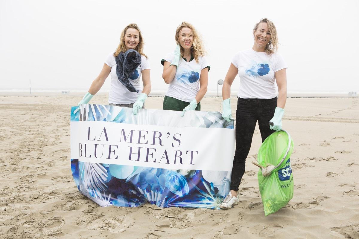 Cynthia Abma, Claudia Straatmans en Jetteke van Lexmond La Mer