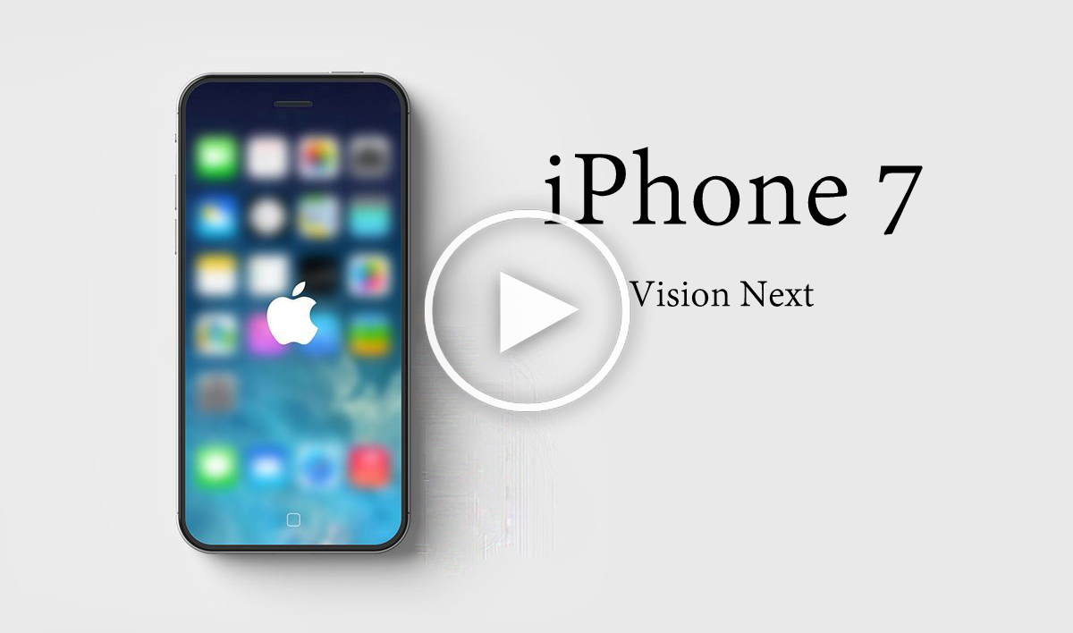 Primeur: Zo ziet de nieuwe iPhone 7 eruit (video)