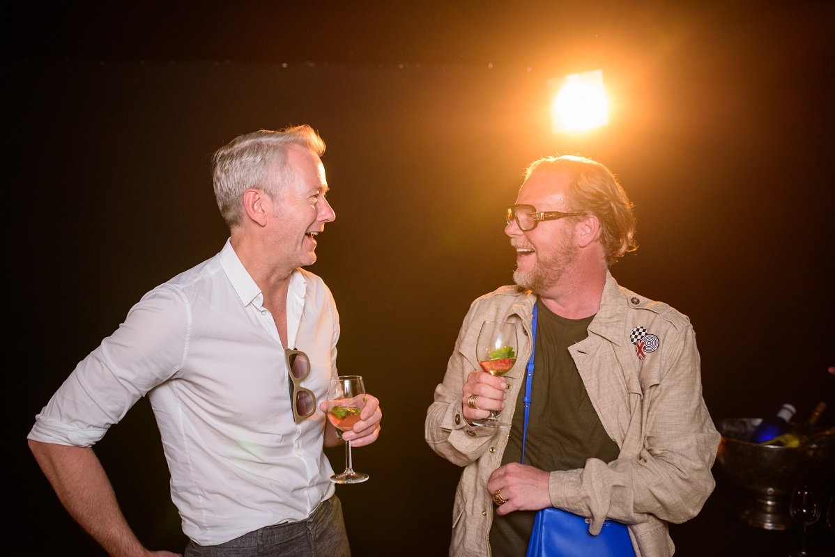 Bastiaan van Schaik & Fred van Eijk