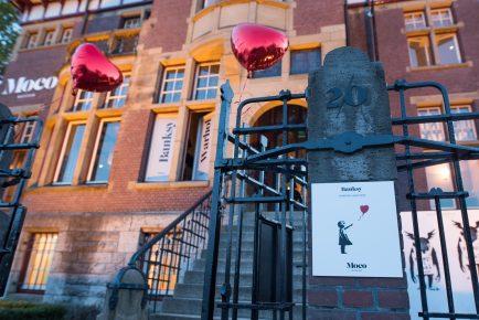 MOCO Museum Banksy