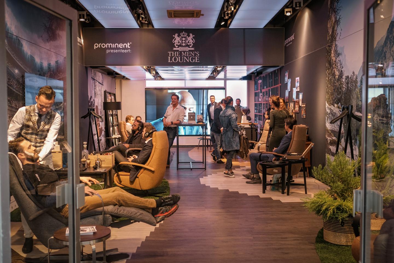 De Men's Lounge: Hier drop jij je geliefde tijdens het shoppen!
