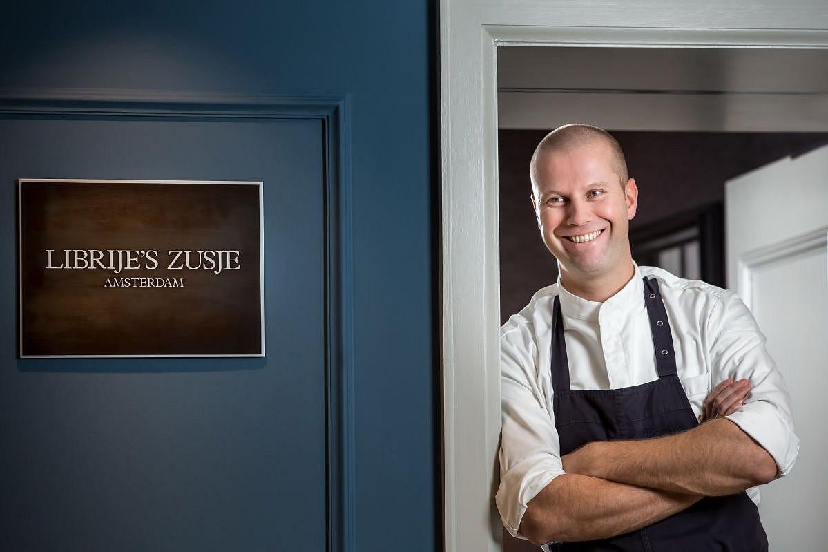 Dining: Sidney Schutte uitgeroepen tot Chef van het Jaar 2017