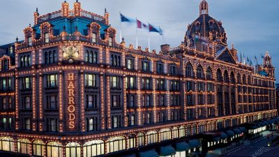 Harrods: dé modetempel van Londen
