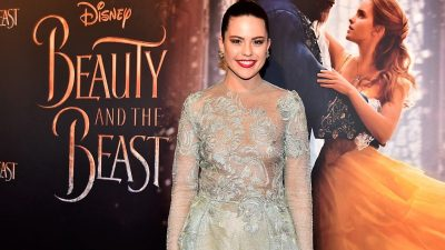 Sprookjes worden werkelijkheid! Galapremière Beauty & The Beast
