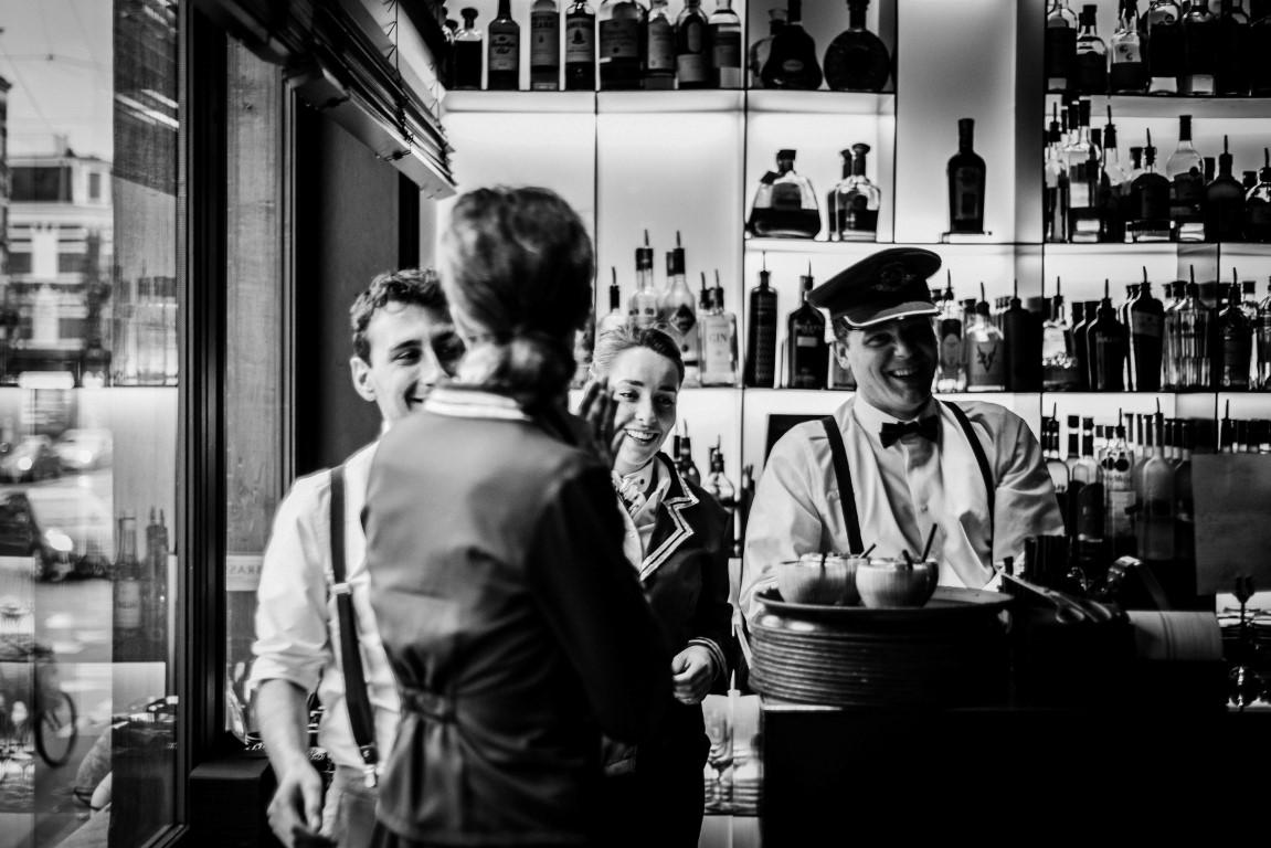 Reis rond de wereld in 11 cocktails bij het Conservatorium hotel